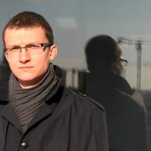27.01.2012 WROCLAW , TOMASZ BAK NOMINOWANY W KATEGORII LITERATUTA .FOT . MIECZYSLAW MICHALAK / AGENCJA GAZETA  SLOWA KLUCZOWE:WARTO LITERATURA