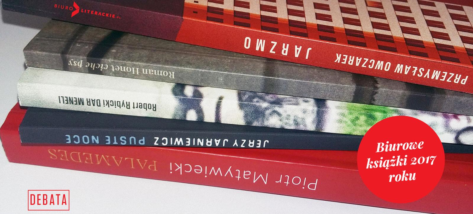 16_DEBATY__Biurowe_książki_2017_roku__Weronika_JANECZKO