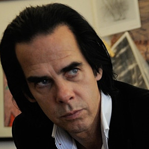 Nick Cave photographed in Kemp Town, East Siussex, on 24 October 2012 by Bleddyn Butcher