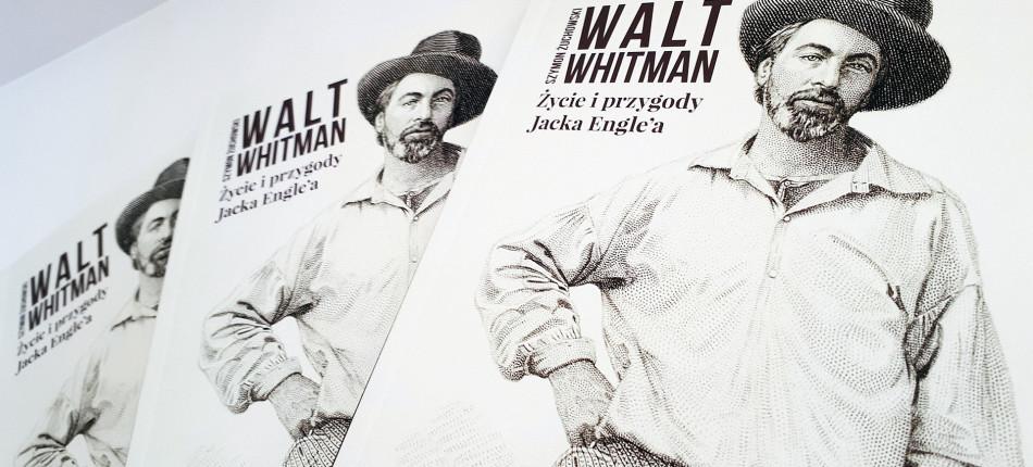 11_KSIAZKI__Walt WHITMAN__Życie i przygody Jacka Engle'a