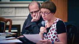 Ambasadorzy Poezji w Moskwie: marzec 2014