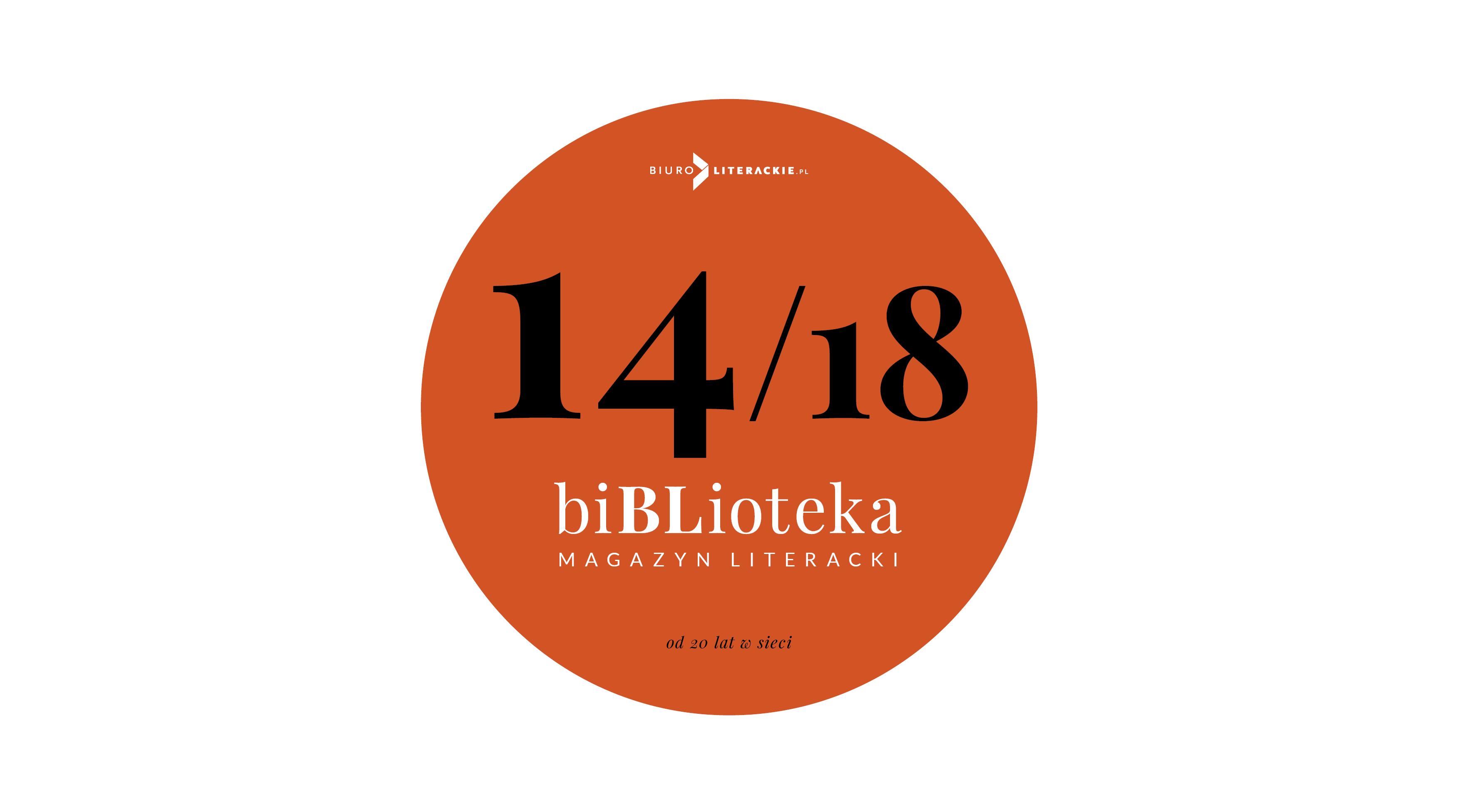 BL Info 2018.10.16 biBLioteka nr 14__top_www