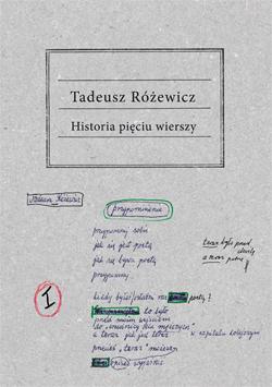 Historia pięciu wierszy