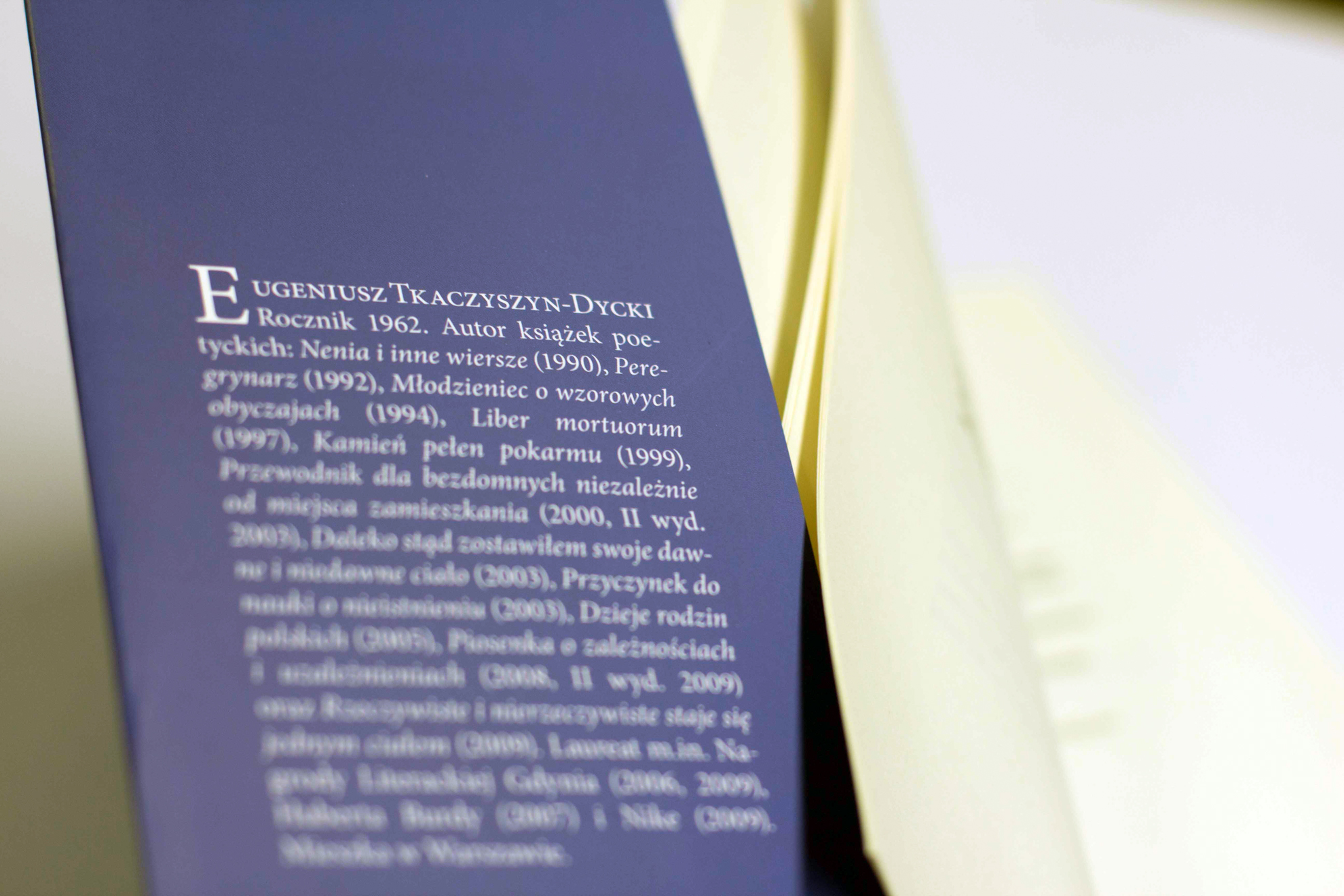 Oddam Wiersze W Dobre Ręce 1988 2010 Biuro Literackie