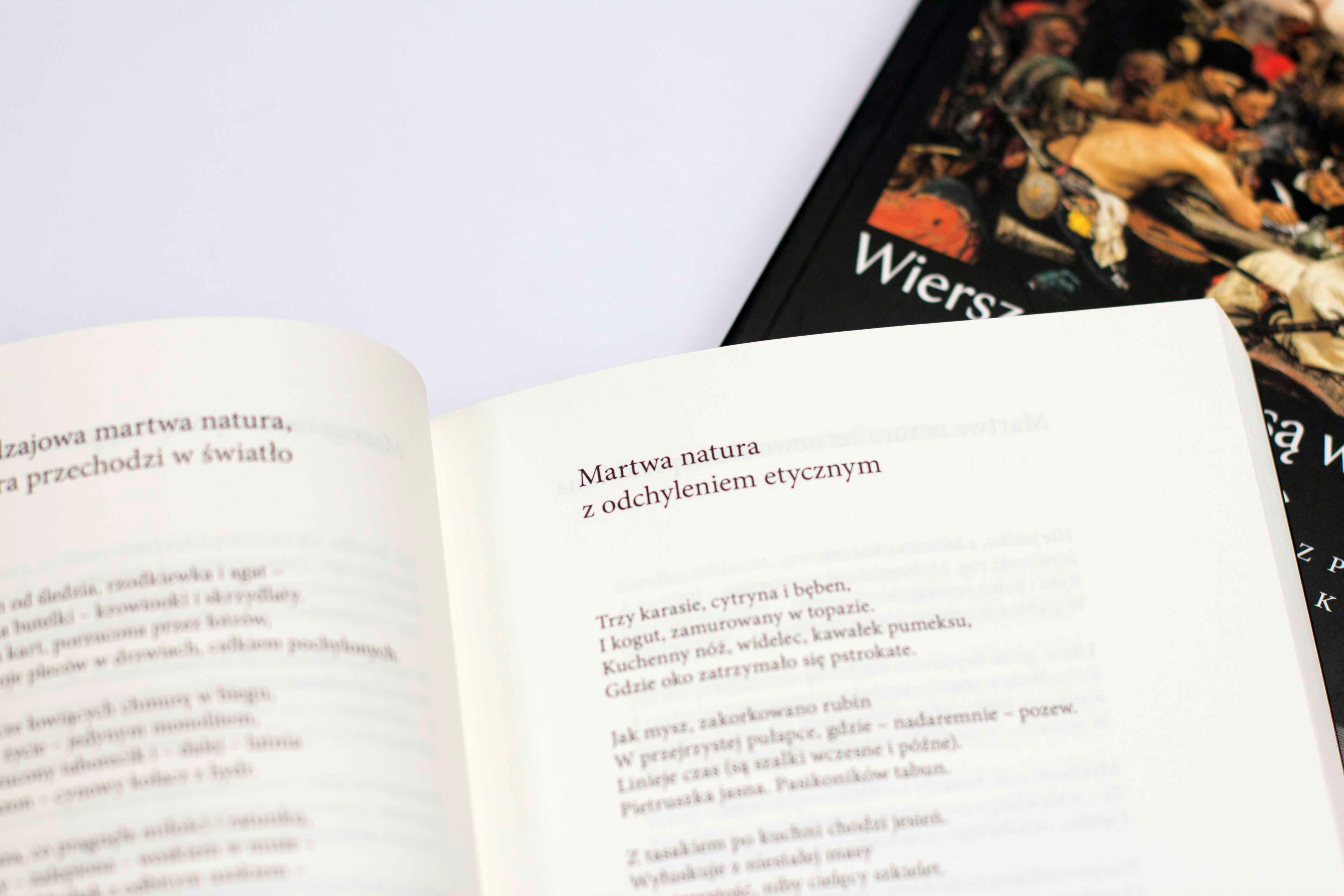 Wiersze Zawsze Są Wolne Wyd 3 Miękka Oprawa Biuro
