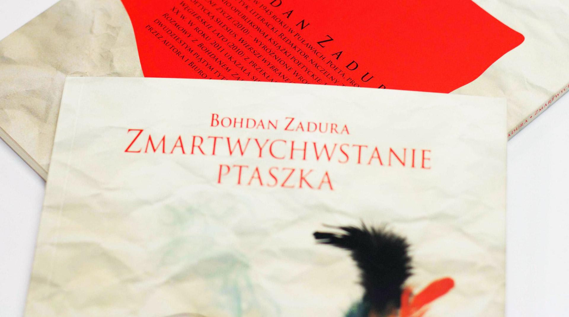 Z Zadurą W Poprzek Czasów Biuro Literackie