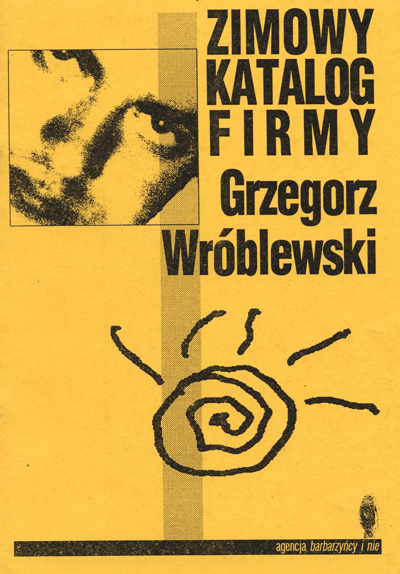 Grzegorz Wróblewski. Zimowy katalog firmy