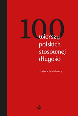 100 wierszy polskich stosownej długości