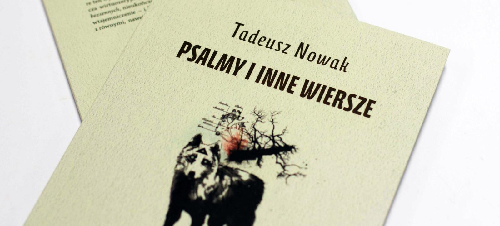 Psalmy I Inne Wiersze Biuro Literackie