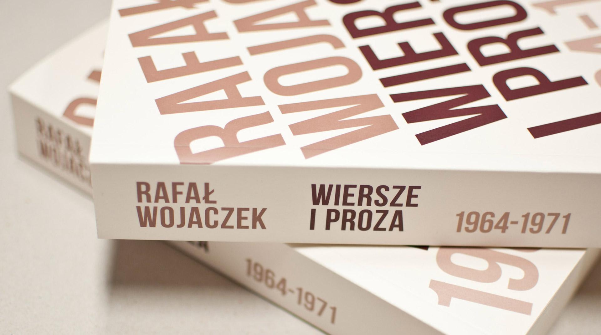 Wiersze I Proza 19641971 Biuro Literackie