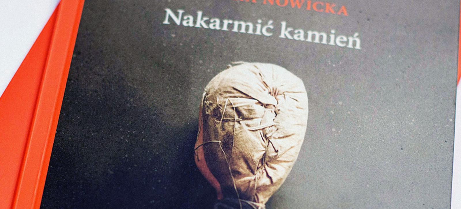 12_KSIAZKI_Bronka NOWICKA__Nakarmić kamień