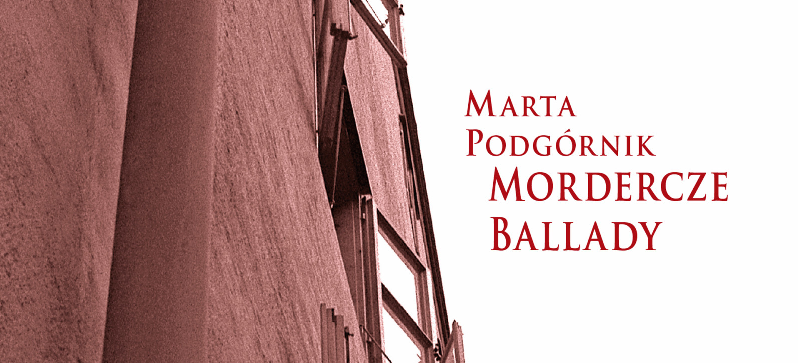 11_KSIAZKI__Marta Podgórnik__Mordercze ballady
