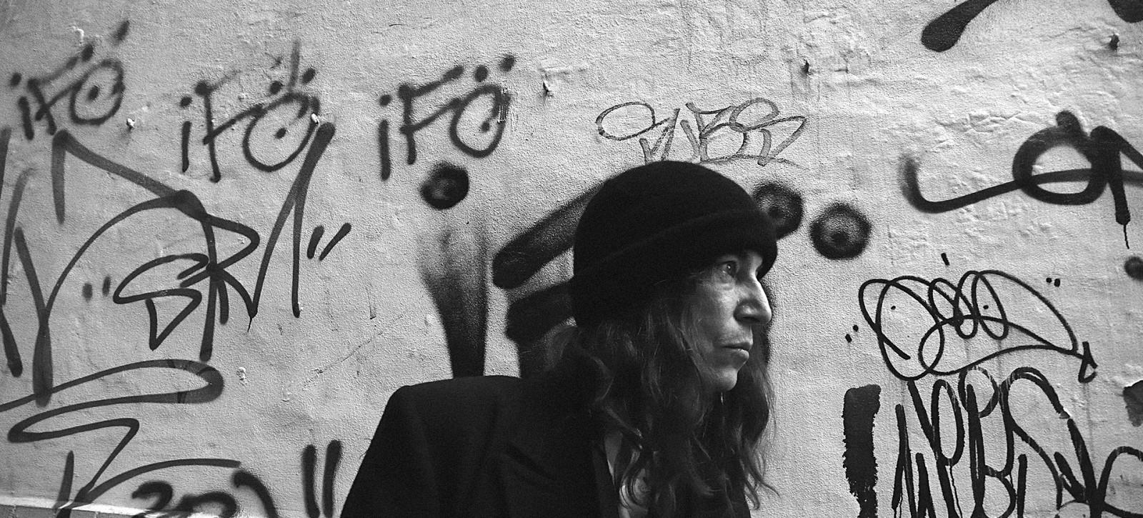 03_RECENZJE__Patti Smith__Odnaleźć głos