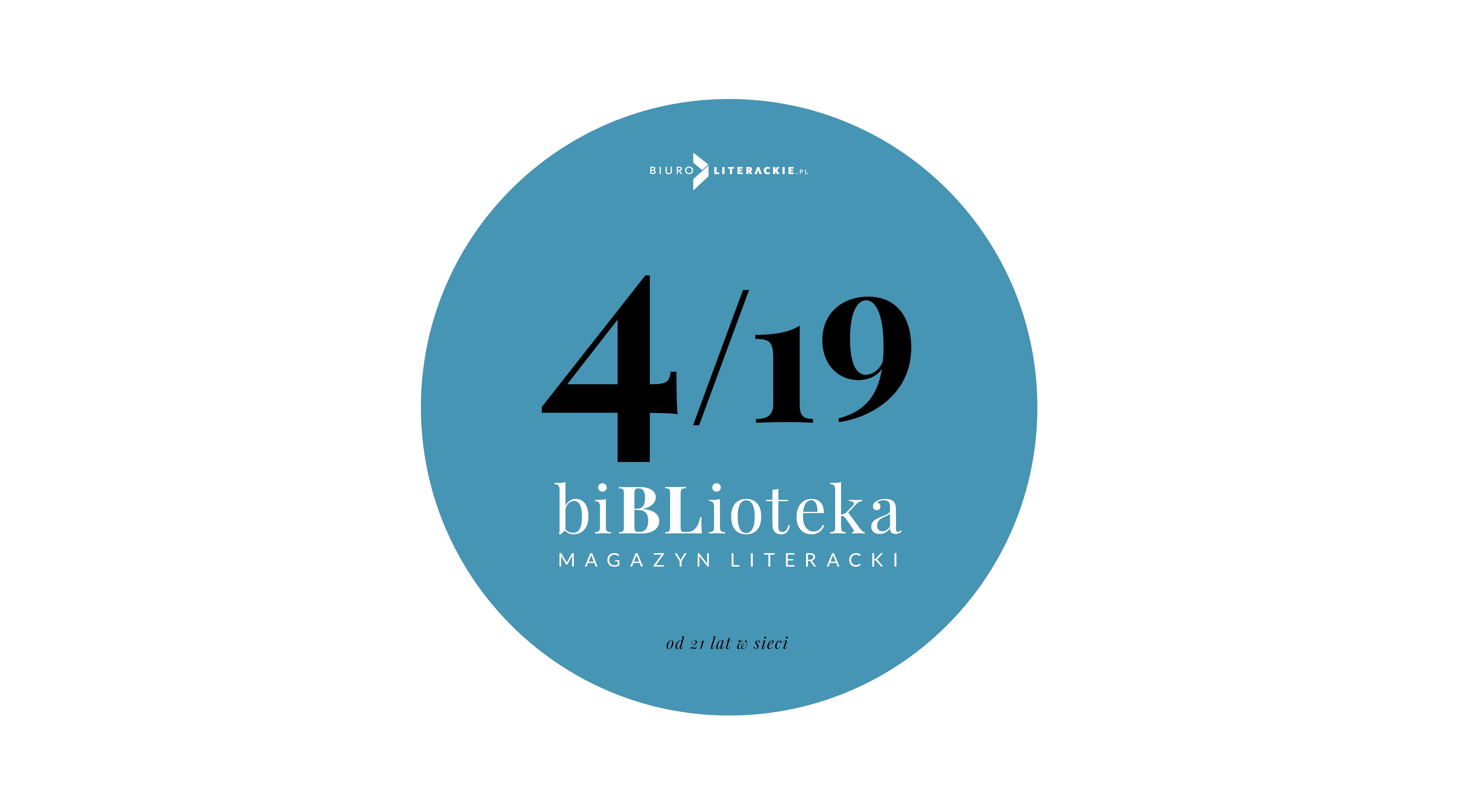 BL Info 2019.03.12 biBLioteka nr 4 2019__www_top