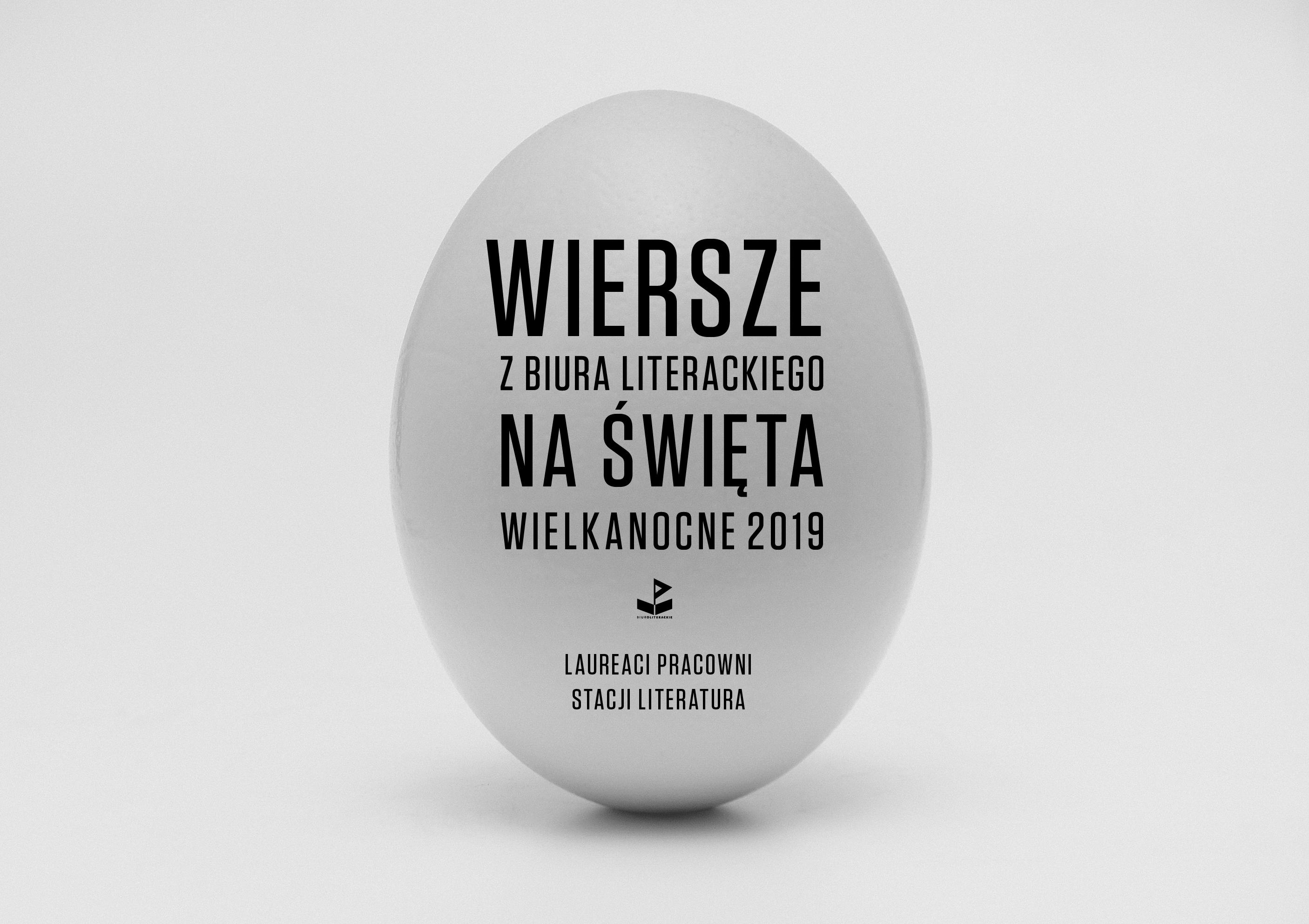 Wiersze Na święta Wielkanocne 2019 Biuro Literackie
