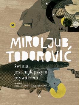 Okladka__Świnia jest najlepszym pływakiem.indd