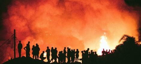 07_UTWORY__Charles Bernstein__Świat w ogniu wiersze i przemowy (1